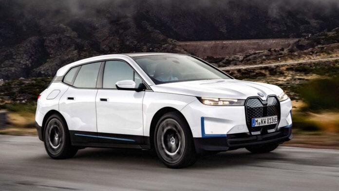 BMW раскрыла характеристики электрокроссовера iX