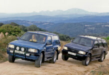 Внедорожник Opel Frontera отмечает 30-летие