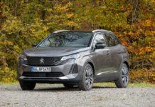 В Украине будет продаваться подзаряжаемый гибрид Peugeot 3008