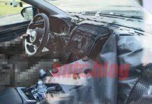 Интерьер пикапа Hyundai Santa Cruz засветился на фото