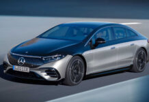 Mercedes-Benz представил флагманский электроседан EQS