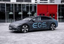 Mercedes-Benz раскрыл характеристики своего электрического флагмана