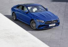 Mercedes-Benz CLS снова обновился