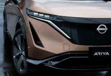 Nissan разрабатывает маленький электрический кроссовер