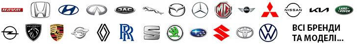 Автомобільні бренди в Україні
