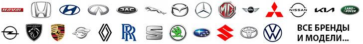 Автомобильные бренды в Украине