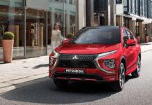 В Україні дебютував оновлений Mitsubishi Eclipse Cross