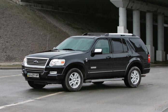Ford Explorer (2001-2010)