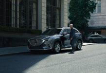 В Украину приехала обновленная Mazda CX-9