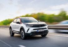 Opel объявил украинские цены на новый Mokka