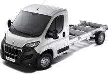 В Украине начинаются продажи новой версии Peugeot Boxer и Citroen Jumper