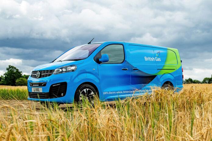 Vauxhall получил крупнейший заказ на коммерческие электромобили в Великобритании