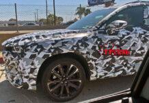 Mazda CX-5 нового покоління вперше засвітилася під час випробувань