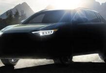 Subaru назвала ім'я нового електричного кросовера