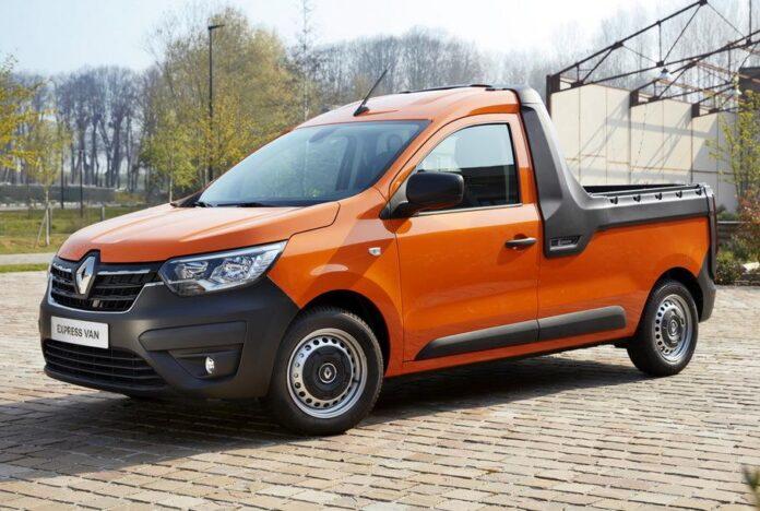 У Renault з'явився бюджетний пікап на базі Express
