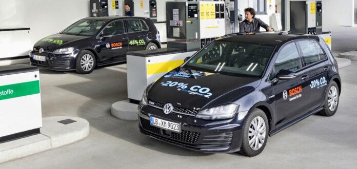 Bosch, Shell і Volkswagen розробили екологічний бензин