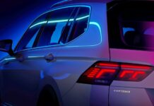 Volkswagen Tiguan Allspace готується до оновлення