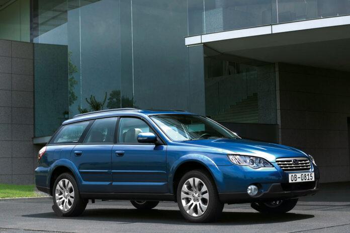 Вживаний Subaru Legacy Outback. Які в нього проблеми?