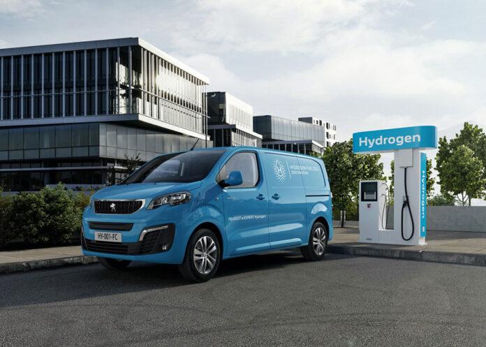 Peugeot випустила свій перший серійний водневий автомобіль