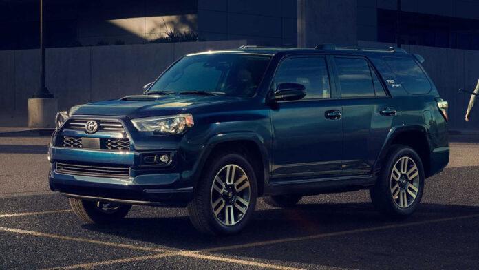 Toyota оновила позашляховик 4Runner і додала спортивну версію