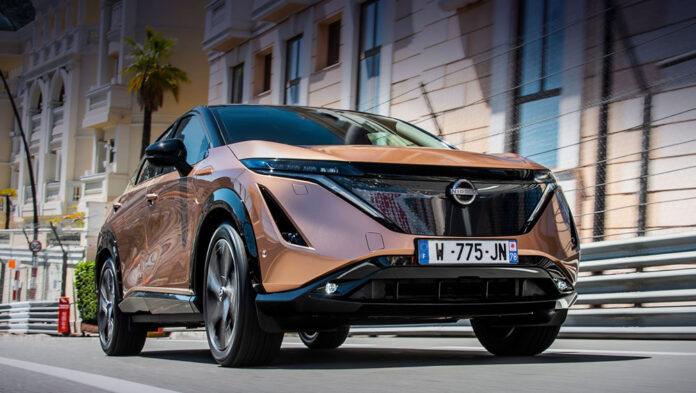 Старт виробництва Nissan Ariya відкладено на півроку