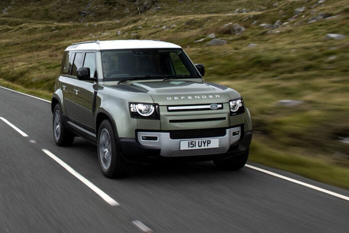 Land Rover готує до випробувань водневий Defender