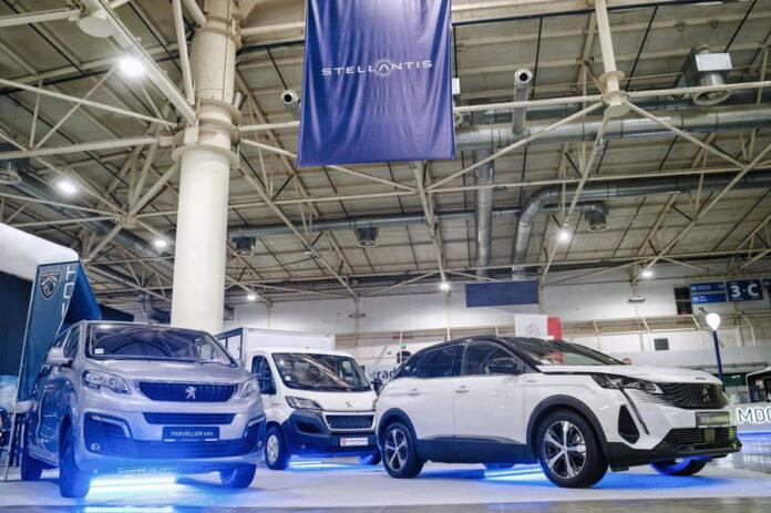 Stellantis на виставці Агро 2021: величезний стенд і 14 автомобілів на будь-який смак