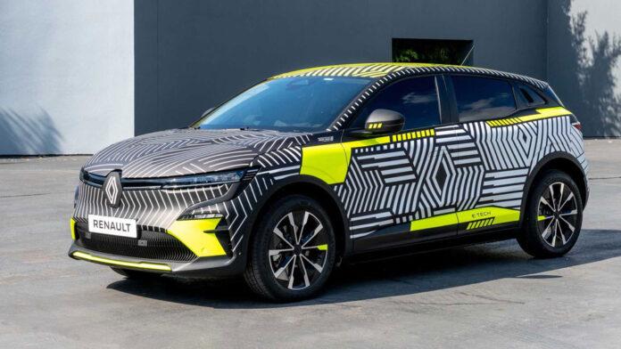 Renault повідомила запас ходу електричного Megane