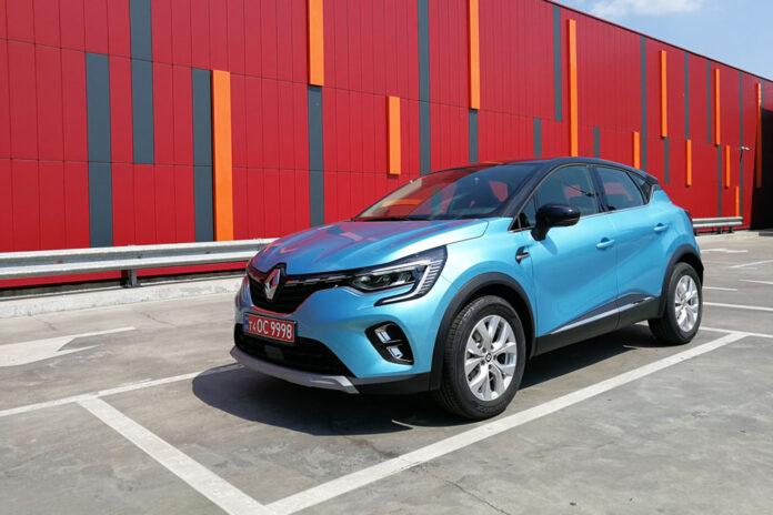 Тест-драйв Renault Captur. Хто знає той зрозуміє