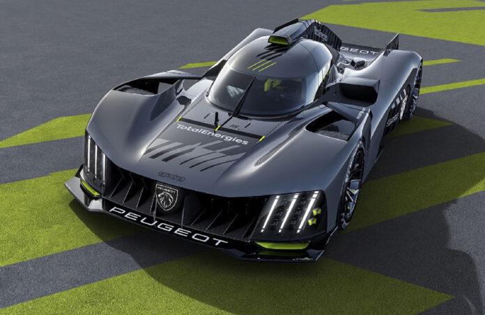 Peugeot побудувала гіперкар для перегонів на витривалість