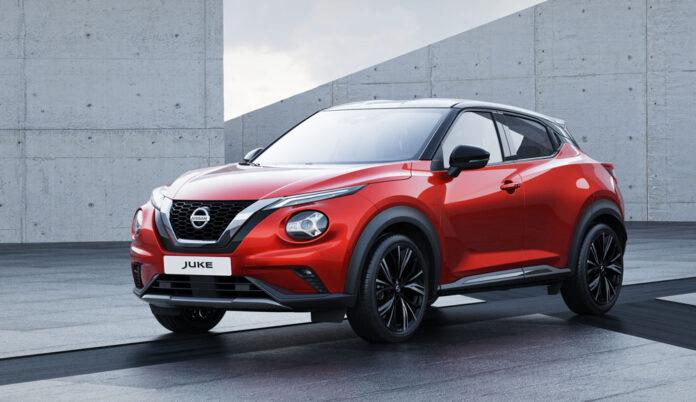 В Україні анонсовані ціни на новий Nissan Juke