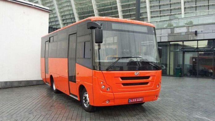 ЗАЗ планує виробляти автобуси під брендом Mercedes-Benz