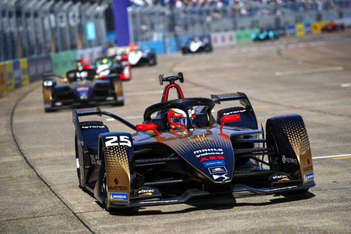 Команда DS TECHEETAH увійшла в ТОП-3 за підсумками Світового Чемпіонату Formula E