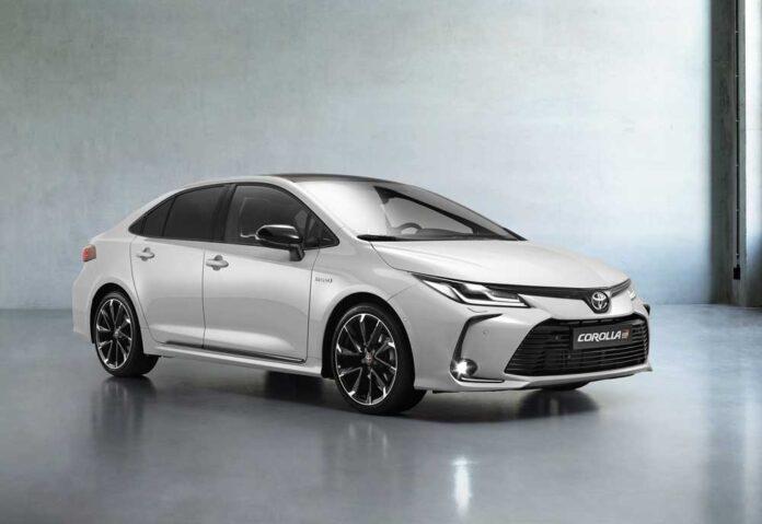 В Україні з'вилася Toyota Corolla GR Sport