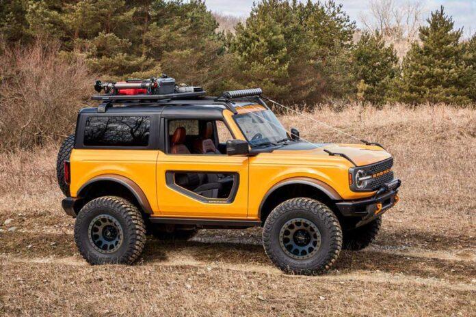 Ford Bronco може дістатися європейського ринку