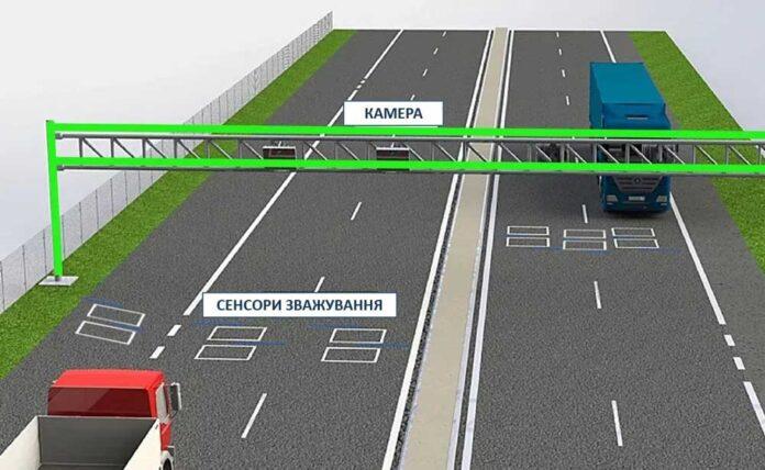 З 1 жовтня в Україні почне працювати система автоматичного зважування вантажівок