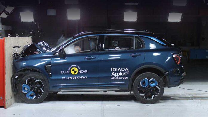 Euro NCAP розбила пару китайських автомобілів