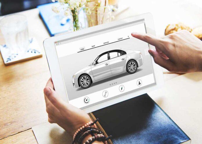 Оформлення автомобіля онлайн