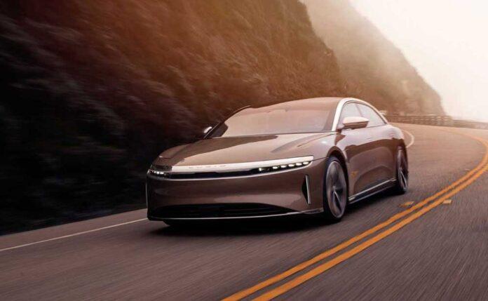 Седан Lucid Air офіційно обійшов Tesla Model S за запасом ходу