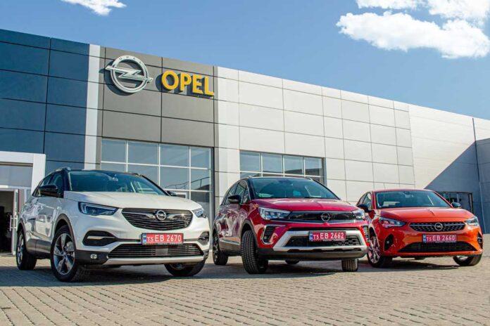 Opel Центр Івано-Франківськ «Модерн-Авто»