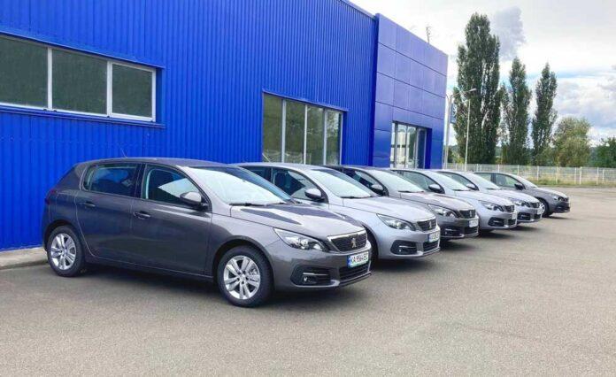Peugeot в Україні передала 139 автомобілів провідній фармацевтичній компанії