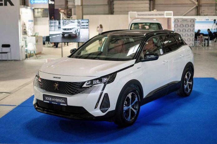 Знайомтеся з унікальними гібридами PEUGEOT і DS Automobiles на виставці Plug-In Ukraine 2021
