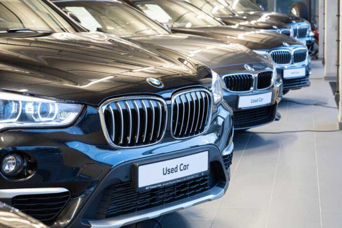 Як купити вживаний BMW в стані нового