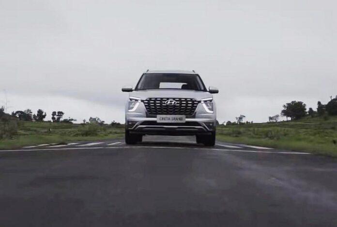 Hyundai показав на відео 7-місну версію кросовера Creta