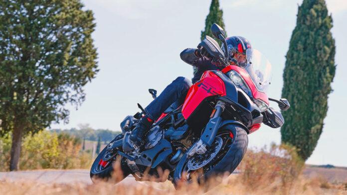 Ducati презентувала нову Multistrada V2